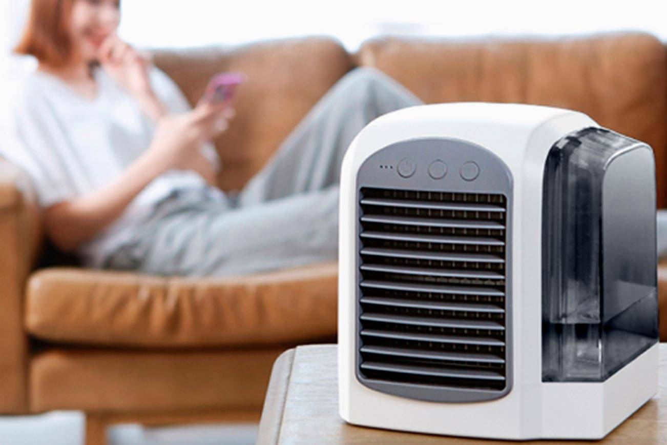 What Are The Unique Feature Breeze Maxx Air Conditioner Comes With?