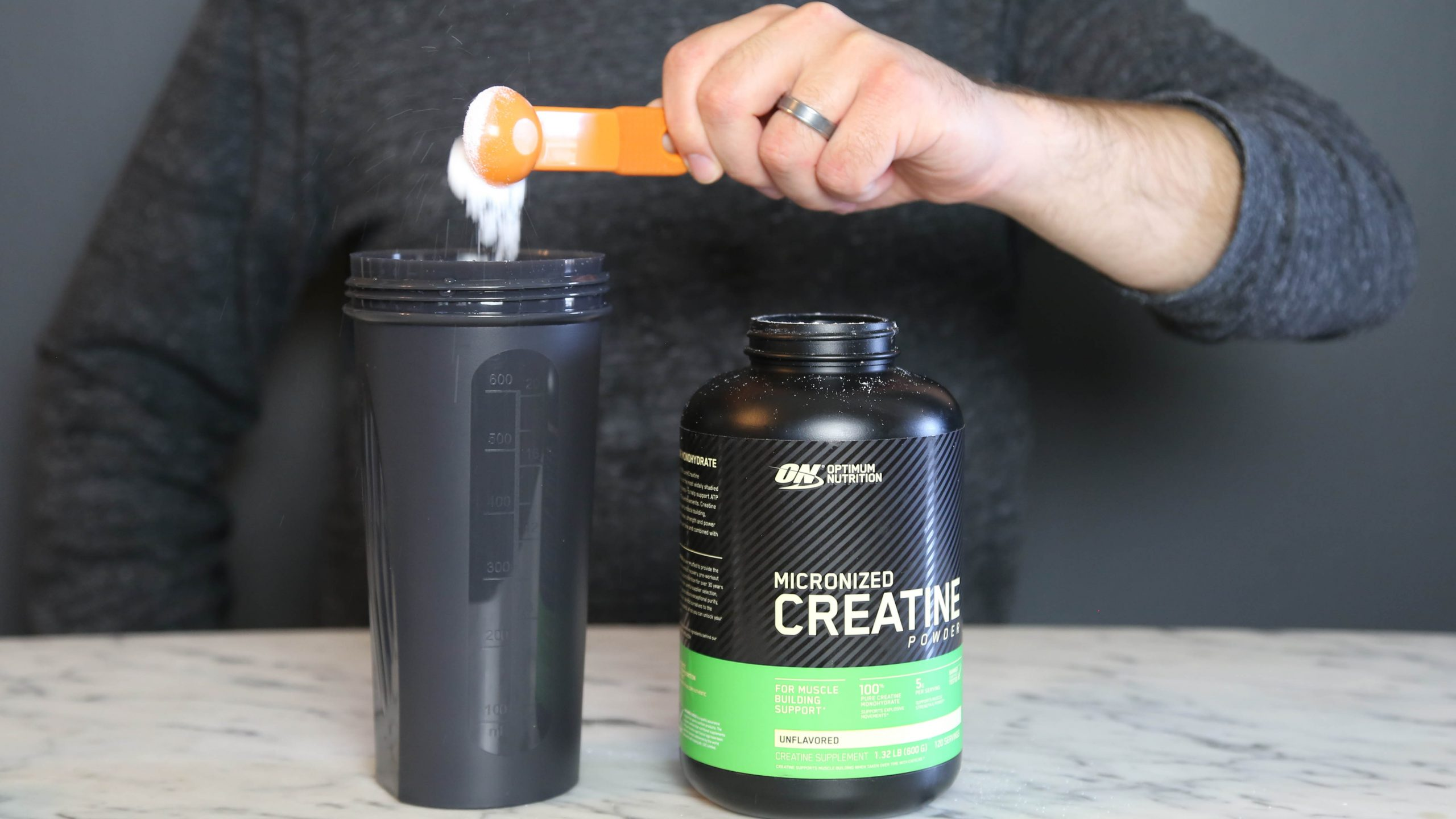 AGet Your Desired Healthy Body Type With Creatine Powders